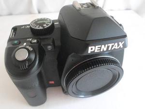 Cámara Digital / Pentax K-r (solo Cuerpo.) 32gb