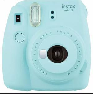 Fujifilm Instax Mini 9 !!!!todos Los Colores!!
