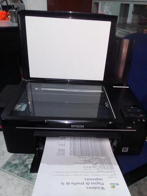 Impresora Epson L200 Para Repuestos O Reparar Posot Class