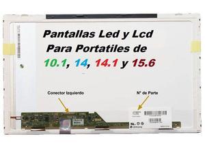 Pantalla para Portatil Led Y Lcd