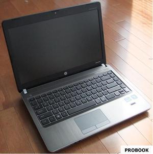Portátil Hp Probook s Core I5 2a Gen.4 Gb, 320 Gb Usado