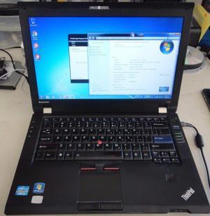 SUPER MAQUINA CORPORATIVA LENOVO L420 CORE I5 2DA GEN 4GB DE