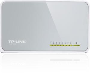 Switch Tp-link 8 Puertos  Tl-sfd