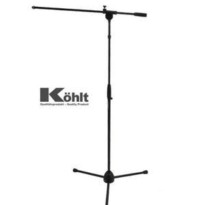 Base Boom Para Micrófono Profesional Kohlt Kmb-600