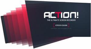 Mirillis Action! 2.8.0 (Permite Grabación, Del Escritorio)