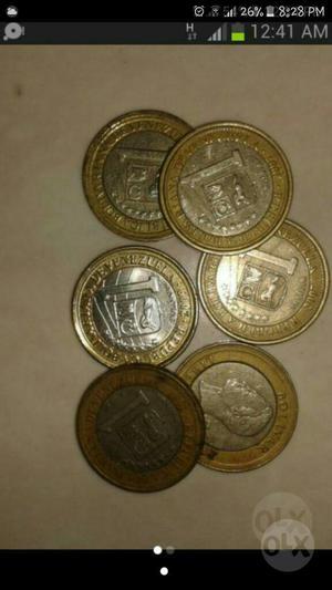 Moneda de 1 Bolivar