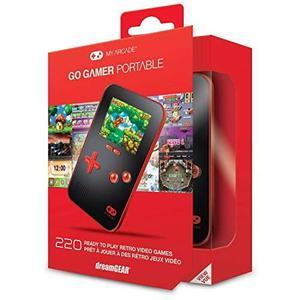 Consola De Juegos Retro My Arcade Gogamer Con 220 Juegos