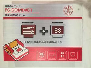 Consola De Video Juegos Retro Game Console