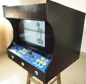 Maquina Arcade Bartop Multijuegos  Juegos Neo Geo Capcom
