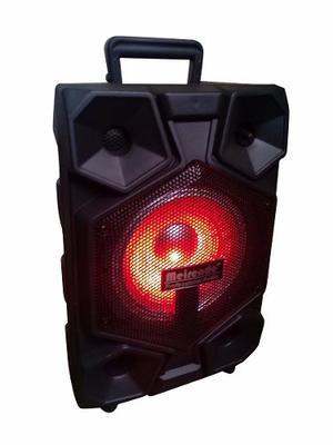 Cabina Portátil Led Meirende Bluetooth Parlante Microfono 8