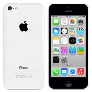 Celular Libre Apple Iphone 5c Blanco 8gb Cam 8mpx Giroscopio