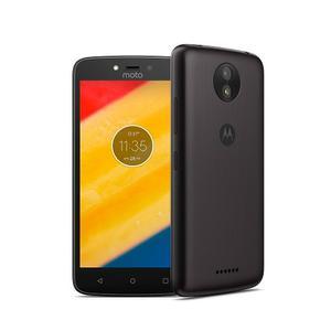 Celular Motorola Moto C Plus Negro - Xt
