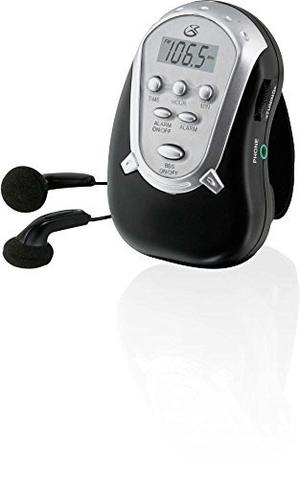 Gpx R300b Am / Fm Brazalete De Radio Con Auriculares