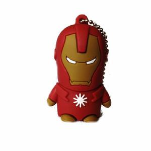 Memoria Usb 16gb Diseño De Iron Man