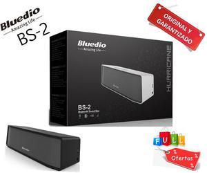 Parlante Bluetooth Recargable Portátil Bluedio Bs-2 Camel