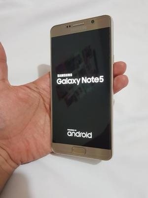 Samsung Galaxy Note 5 Dorado 32 Gb