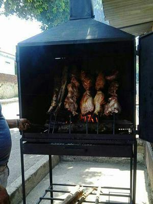 Vendo Horno de Asar Carne en Vara