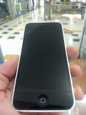iPhone 5 C de 16 Gb Blanco Estado 9/10