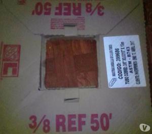 tuberia de cobre de 14 y 38