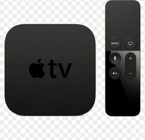 Apple Tv 4ta Generación De 32 Gb Nuevo Sellado