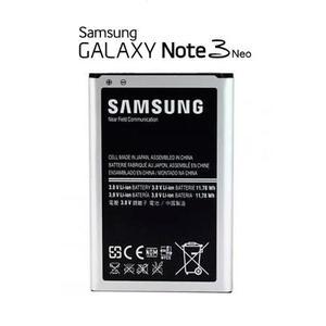 Batería Galaxy Note 3 Neo, Nfc  Mah Genuina