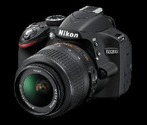 Camara Nikon D HDSLR 24.2 Megapíxeles Full HD