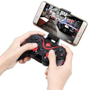 Control Joystick Gamepad Bluetooth Android Smart Tv Box Pc