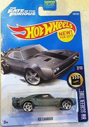 Hot Wheels Ice Charger Rapido Y Furioso