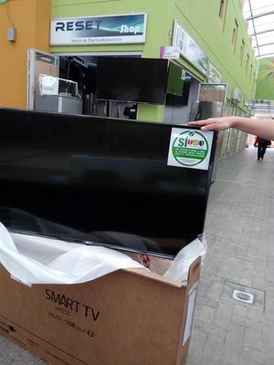 LED LG 43 SMART TV FULLHD WIFI NUEVO SELLADO PRECIO
