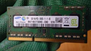 Memoria Ram 2gb Ddr3 Portatil Samsung