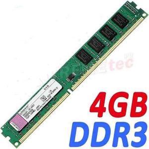 Memoria Ram Ddr3 De 4 Gb Para Pc De Escritorio  Mhz