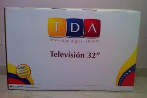 Televisor Led Tda 32 Pulgadas Nuevo