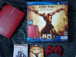 Ps3 God Of War Edition 500gb