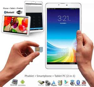 Tablet Celular Krono 8 Pulgadas Doble Sim 8 Gb Ram 1 Gb