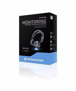 Audifonos Sennheiser Hd 25 Plus / Profesionales Dj Estudio