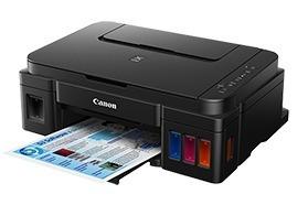 Impresora Canon Pixma G Recarga Continua