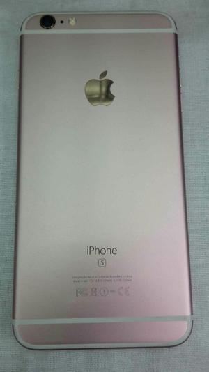 iPhone 6s Plus de 16gb Rosado Como Nuevo