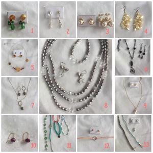 f822c6181435 Aretes collares anillos y pulseras para