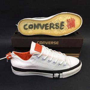 Converse Chuck Taylor Unisex Blancos Descuento!! Ultimo