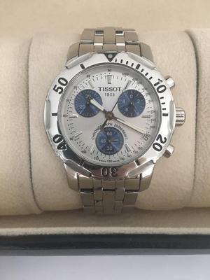 Reloj Tissot Prs 200 dial blanco para caballero