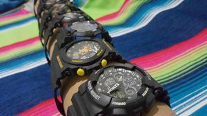 Relojes Deportivos Sumergibles Multifunc