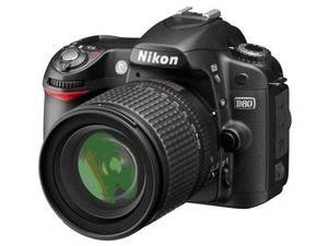 Camara Nikon Dmp Digital Slr Camara Kit With
