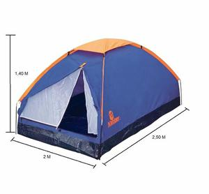 Carpa Camping Impermeable Para 6 Personas Original Nueva