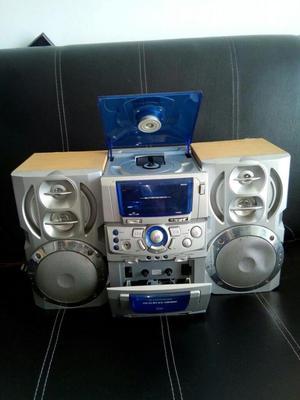 Equipo de sonido Minicomponente Usado