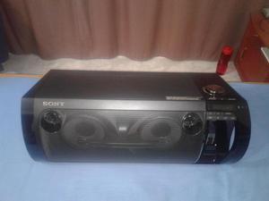 Equipo de sonido Sony RDHGKT 33 IP 420 RMS