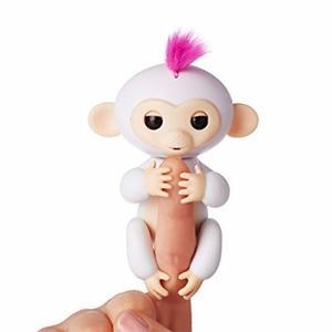 Fingerlings Juguete Navideño Bebé Happy Baby Monkey