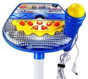 Karaoke Juguete Mp3 Microfono Niño Video