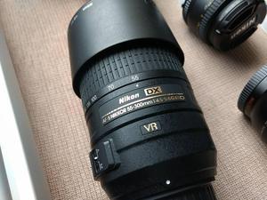 LENTE Nikon AFS DX NIKKOR  mm f/ G ED