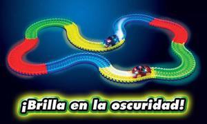 Magic Tracks Pista Magica Flexible Brilla Original