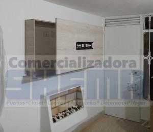Mueble De Tv Con Brazo Oculto Movible